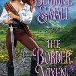 Book Cover of Border Vixen by Bertrice Small