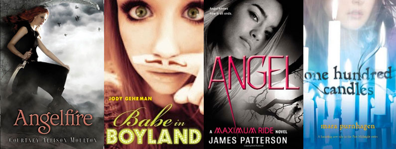 Angelfire_Babe-in-Boyland_Angel_One-Hundred-Candels-Covers