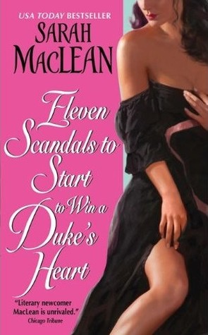 Review: Eleven Scandals to Start to Win a Duke's Heart