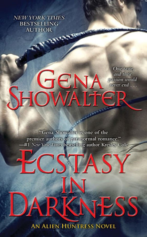 Book Review: Ecstasy in Darkness by Gena Showalter