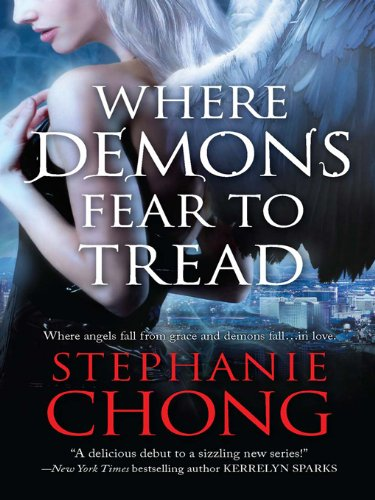 Review: Where Demons Fear to Tread by Stephanie Chong