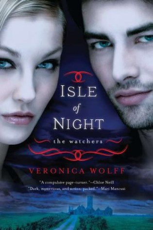 Review: Isle of Night by Veronica Wolff