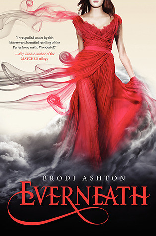 Review: Everneath by Brodi Ashton