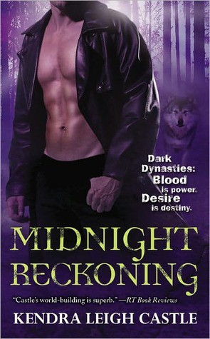 Review: Midnight Reckoning by Kendra Leigh Castle