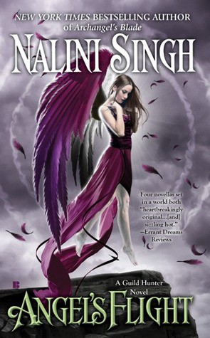 Review: Angel's Flight by Nalini Singh