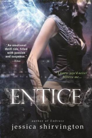 Review: Entice by Jessica Shirvington