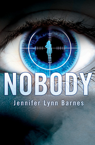 Book Review/Giveaway: Nobody by Jennifer Lynn Barnes