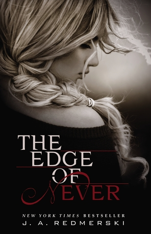The Edge of Never by J. A. Redmerski