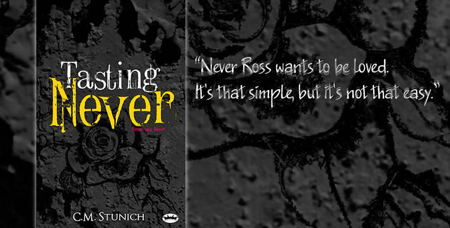 Book Review: Tasting Never by C. M. Stunich