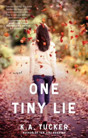 Book Review: One Tiny Lie by K. A. Tucker