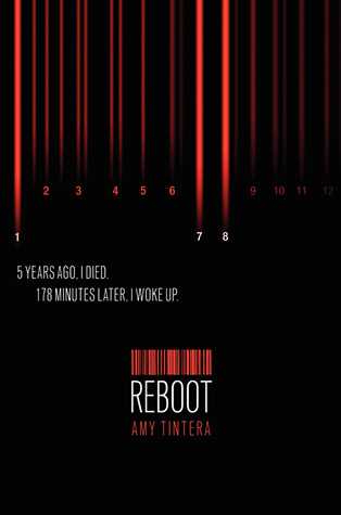Book Review: Reboot by Amy Tintera