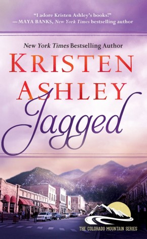Book Review: Jagged by Kristen Ashley