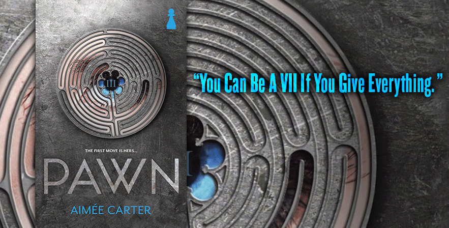 Book Review: Pawn by Aimee Carter
