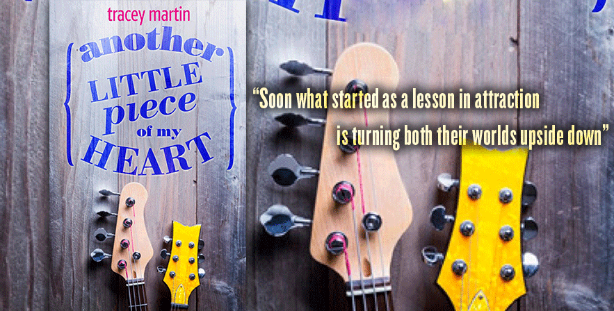Book Review: Another Little Piece of My Heart by Tracey Martin