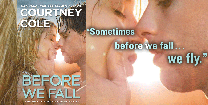 Book Review: Before We Fall by Courtney Cole