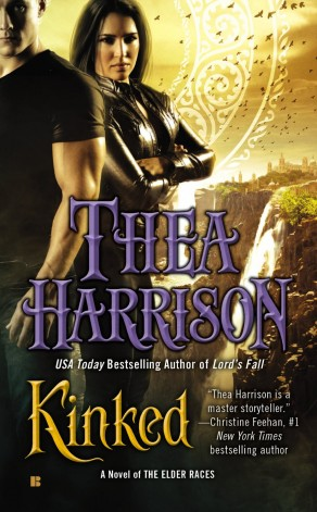 Book Review: Kinked by Thea Harrison