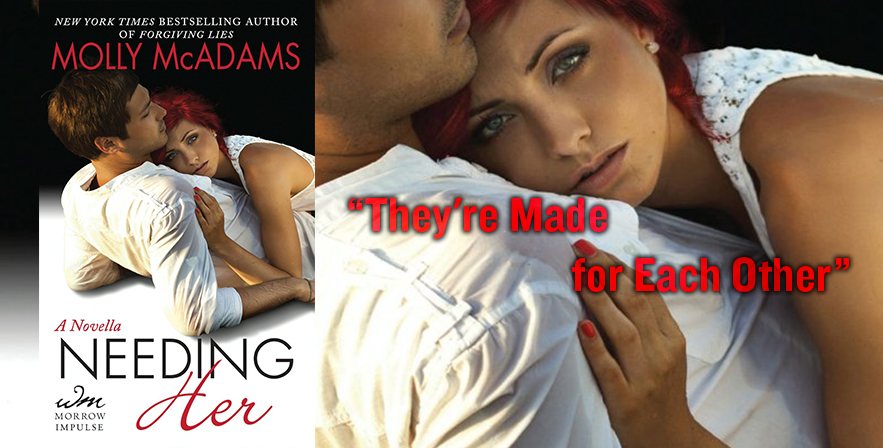 Book Review: Needing Her by Molly McAdams