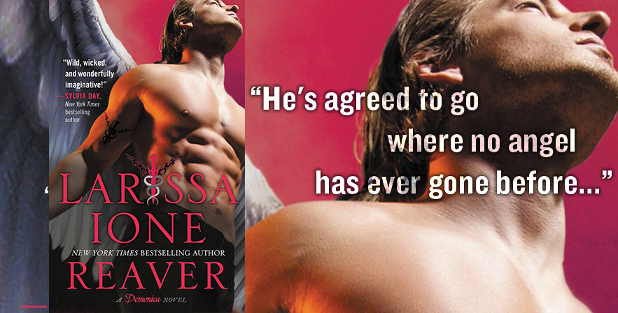 Book Review: Reaver by Larissa Ione