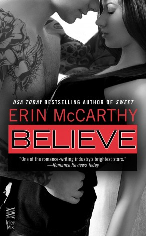 Book Review: Believe by Erin McCarthy