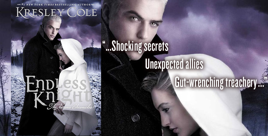 Book Review: Endless Knight by Kresley Cole