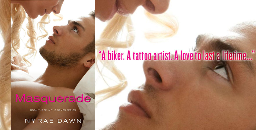 Book Review: Masquerade by Nyrae Dawn