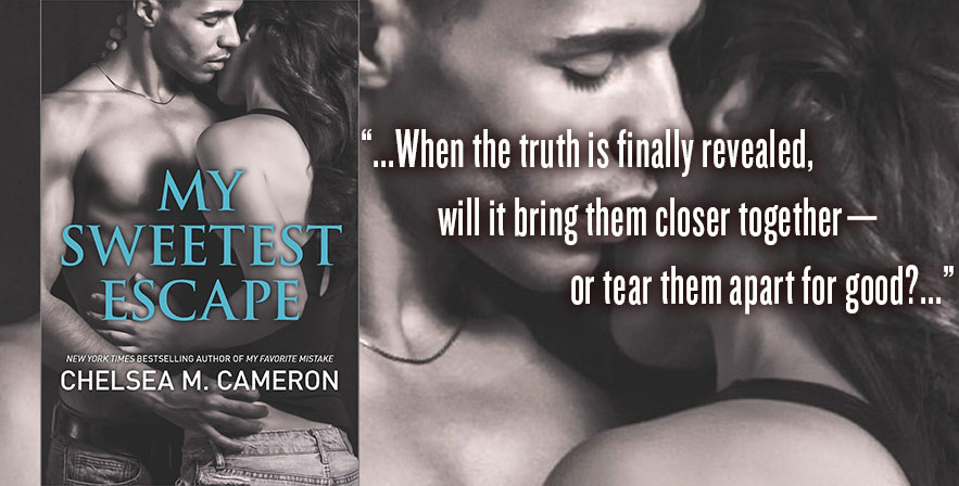 Book Review: My Sweetest Escape by Chelsea M. Cameron