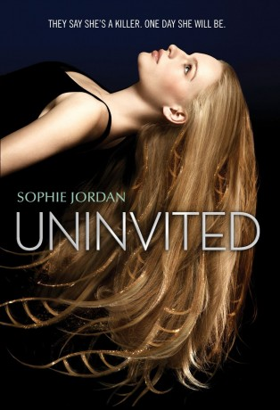 Book Review: Uninvited by Sophie Jordan