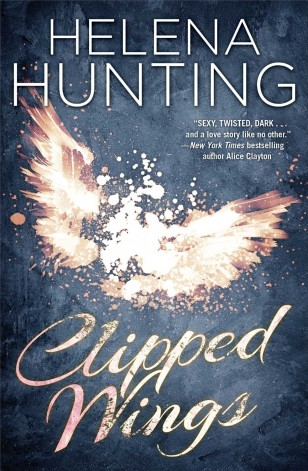 Book Review: Clipped Wings by Helena Hunting