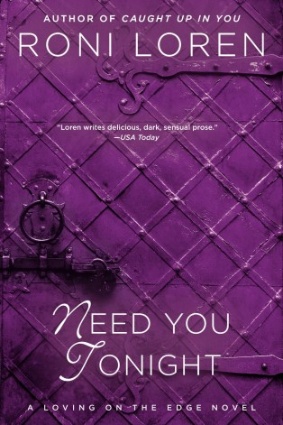Book Review: Need You Tonight by Roni Loren