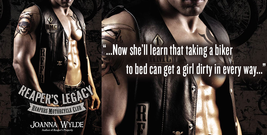 Book Review: Reaper's Legacy by Joanna Wylde