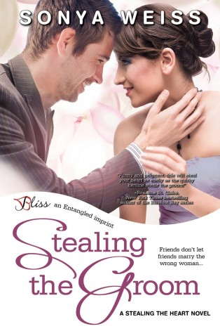 Book Review: Stealing the Groom by Sonya Weiss