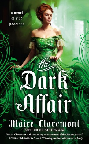 Book Review: The Dark Affair by Maire Claremont