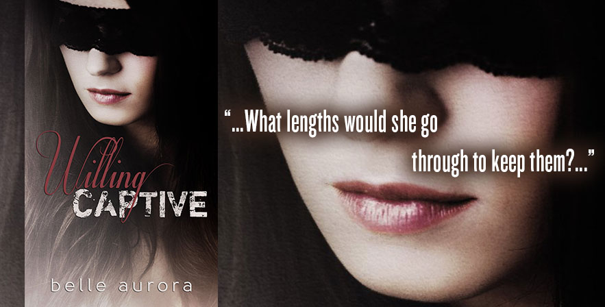 Book Review: Willing Captive by Belle Aurora