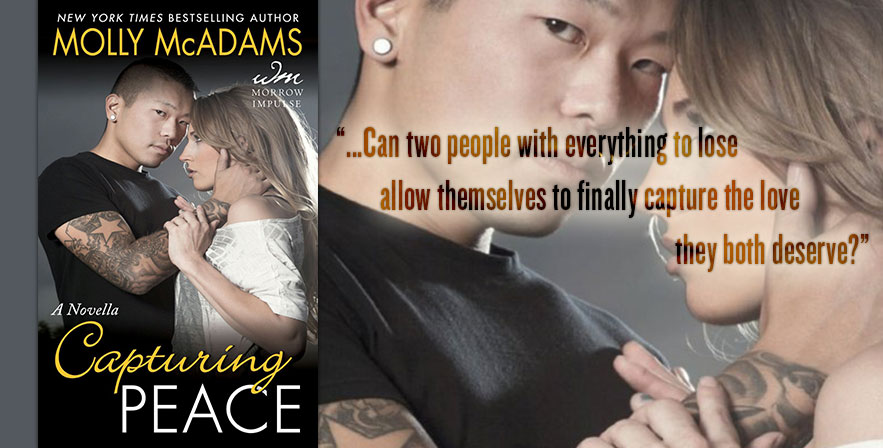 Book Review: Capturing Peace by Molly McAdams