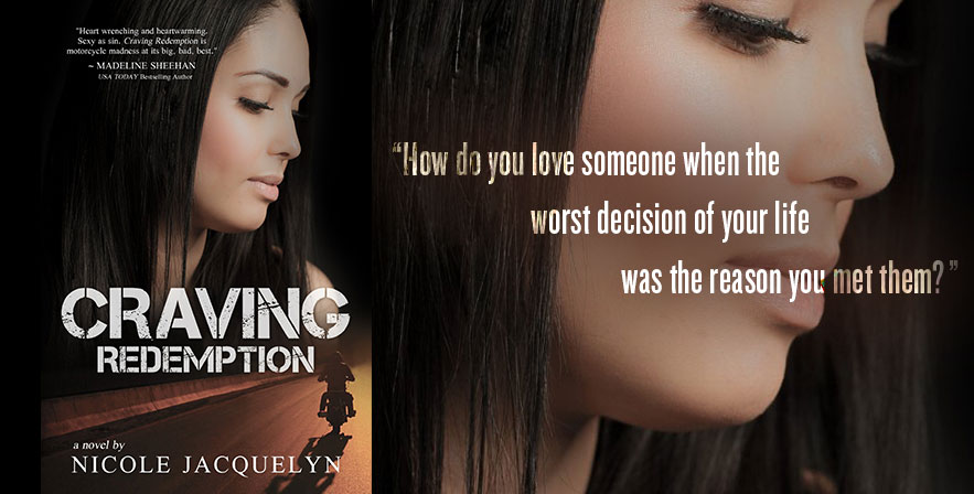 Book Review: Craving Redemption by Nicole Jacquelyn