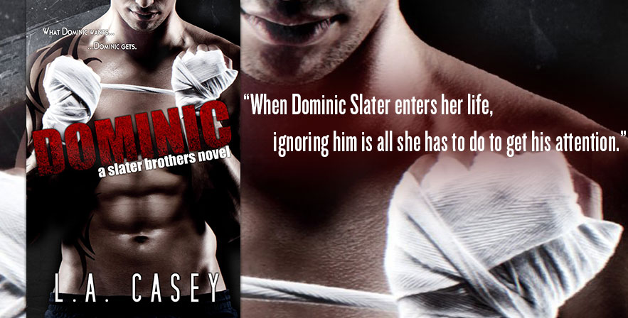 Book Review: Dominic by L. A. Casey