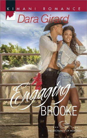 Book Review: Engaging Brooke by Dara Girard