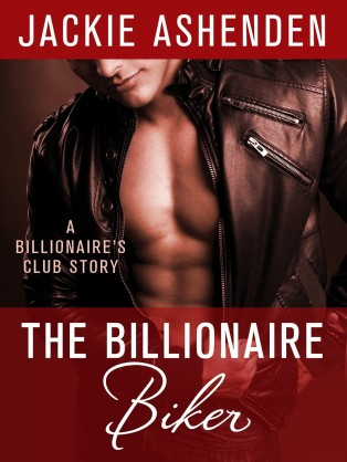 Book Review: The Billionaire Biker by Jackie Ashenden