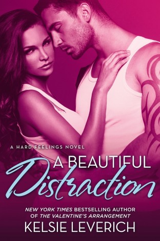 Book Review: A Beautiful Distraction by Kelsie Leverich
