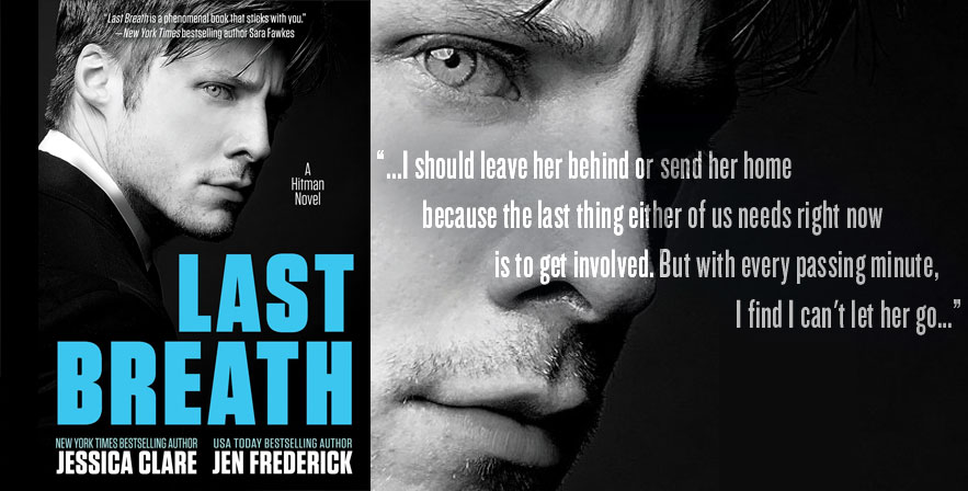 Review: Last Breath by Jessica Clare & Jen Frederick