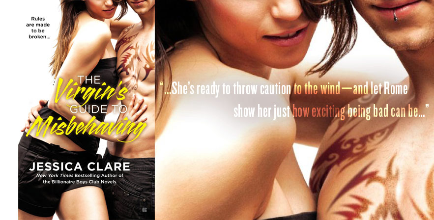 Review: The Virgin's Guide to Misbehaving by Jessica Clare