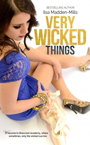 Review: Very Wicked Things by Ilsa Madden-Mills