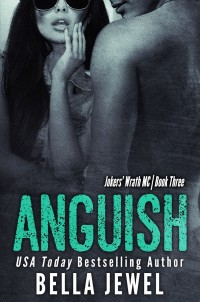 Book cover of Anguish by Bella Jewel