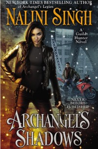 Book Cover of Archangel's Shadows by Nalini Singh