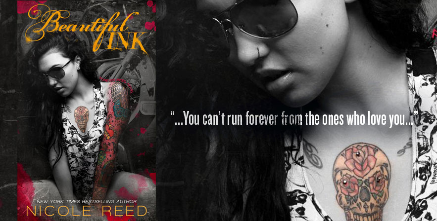 Beautful-Ink-by-Nicole-Reed-Book Cover Banner