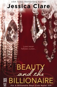 Book Cover Beauty and the Billionaire by Jessica Clare