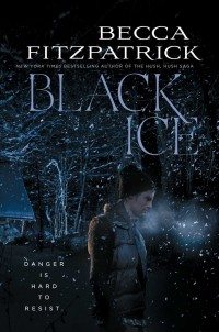 Book Cover of Black Ice by Becca Fitzpatrick