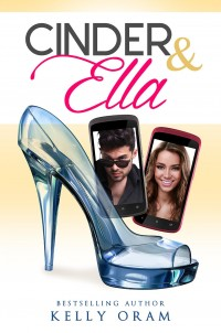 Book Cover of Cinder and Ella by Kelly Oram
