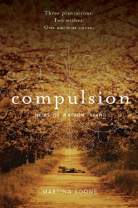 Book Cover of Compulsion by Martina Boone