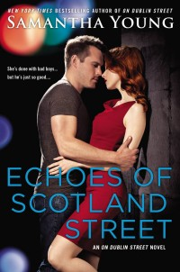 Book Cover Echoes of Scotland Street by Samantha Young
